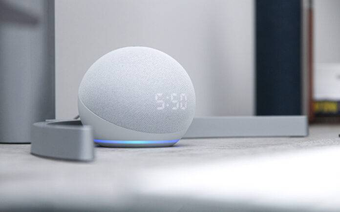 Alexa Amazon radar sonno (Pixabay)