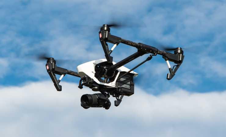 Drone Roma Mourinho drone (Pixabay)