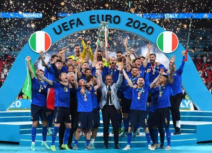 Campioni d' Europa 2020