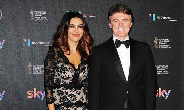 Ferilli e Cattaneo on facebook