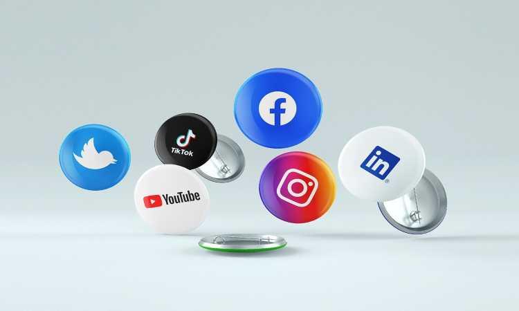Loghi Social TikTok rimuove utenti (Pixabay)