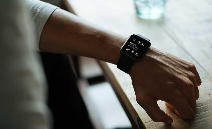 Smartwatch sudore (Pixabay)