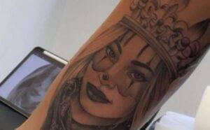 Tatuaggio Chiara Nasti on Instagram