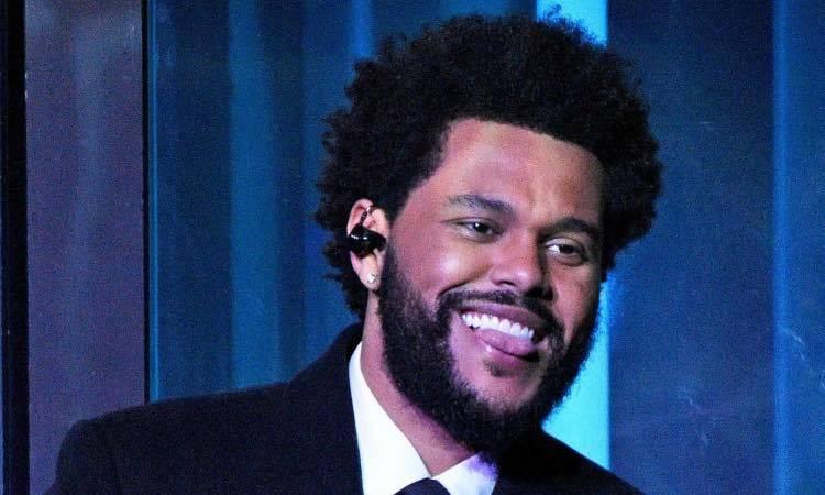 The Weeknd on Instagram
