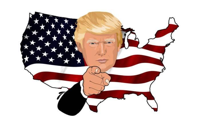 Trump Gettr Hackerato (Pixabay)