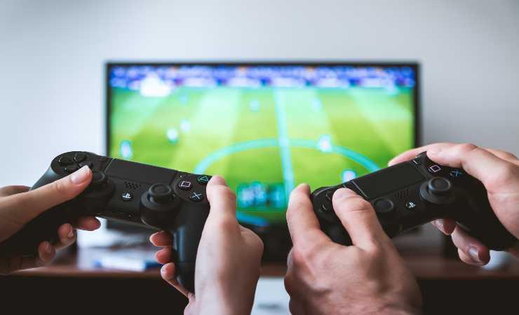 Videogame Pes eFootball (Unsplush)