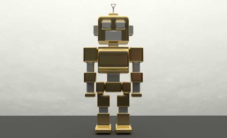 robottino Robot fiducia (Pixabay)