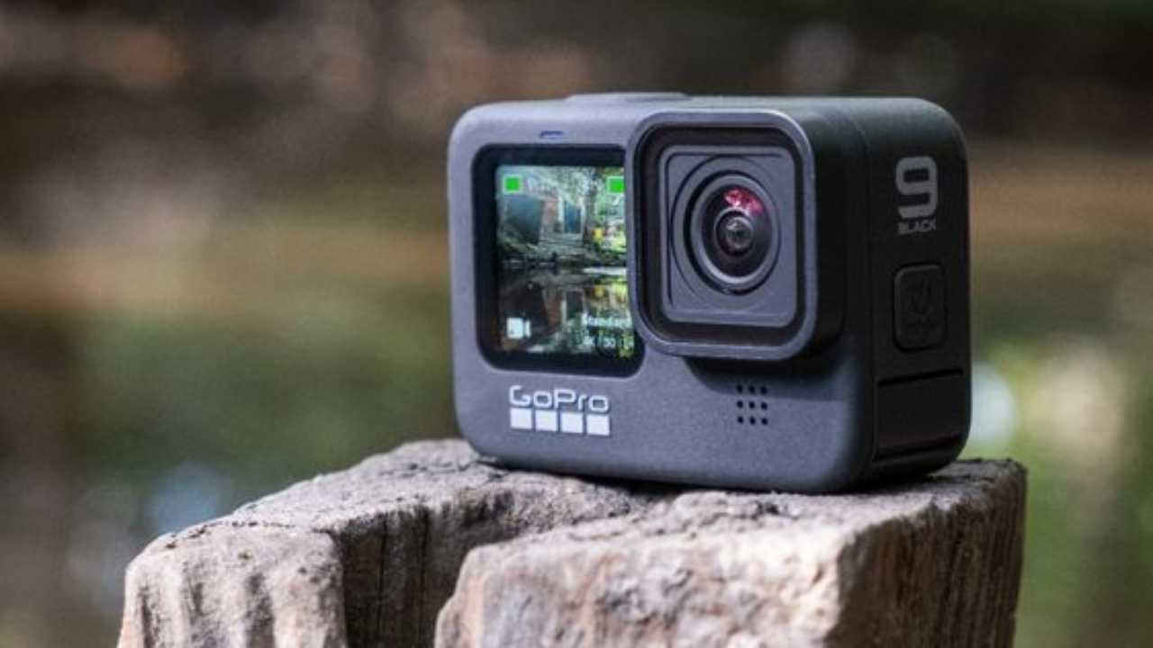 GoPro Hero 10 ci sorprende: ecco la nuova action Cam con 120 fps registrazioni a 4K