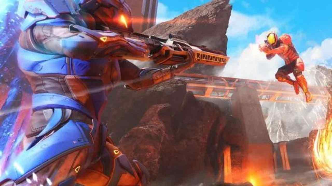Splitgate vuole soffiare lo scettro a Halo Infinite: brutta grana per Microsoft