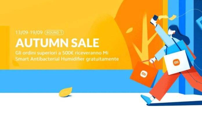 Offerte autunnali sul sito di Xiaomi: sconti pazzeschi sugli smartphone