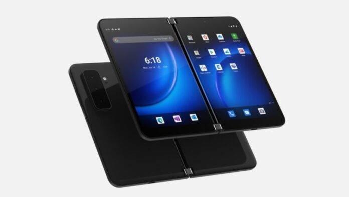 La promessa di Microsoft per il Surface Duo: tre anni d'aggiornamenti