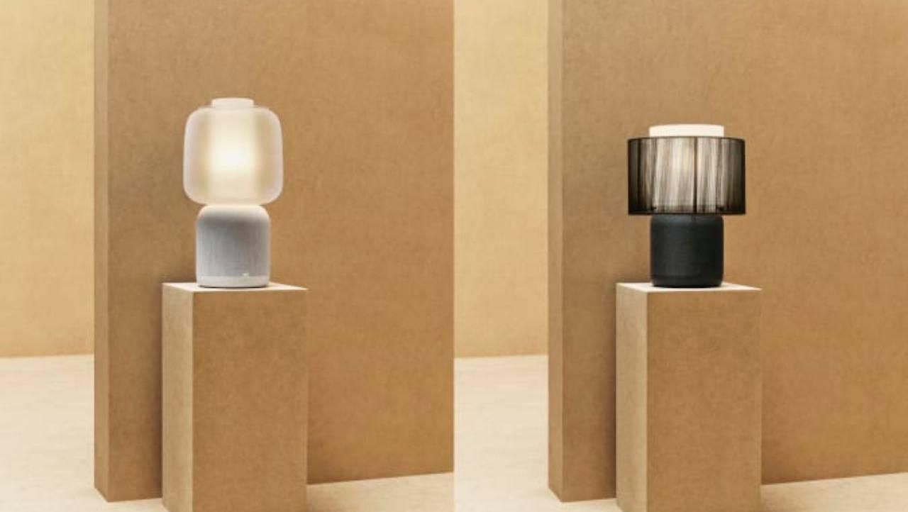 Nuova Symfonisk dalla collaborazione Ikea e Sonos: una lampada che suona in HD