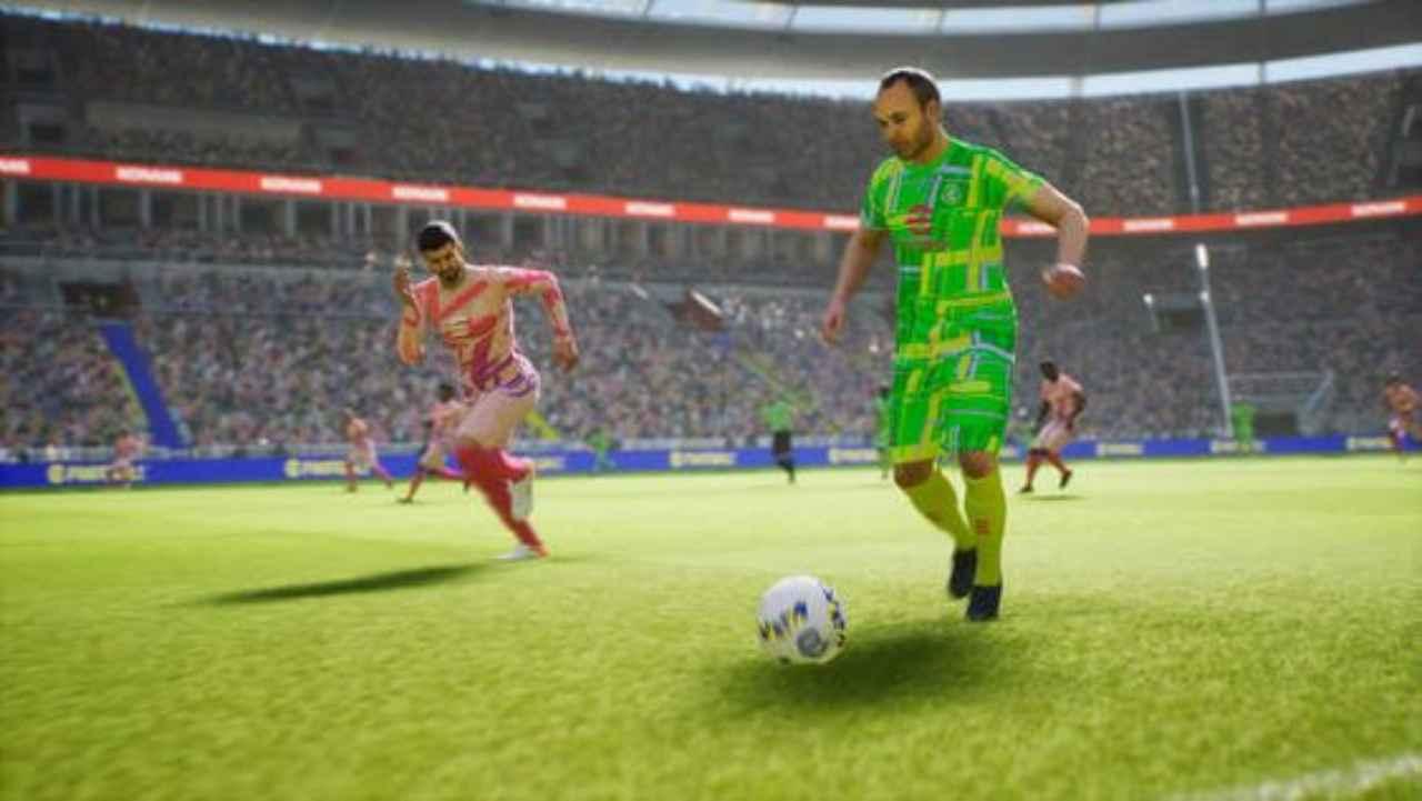 FIFA vs eFootball: forse il crollo di Konami negli e-sports?
