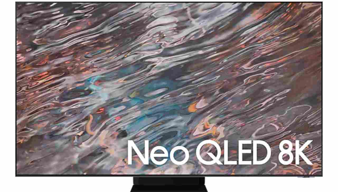 Samsung Tv 8K ora irrinunciabili grazie alle promo di Unieuro