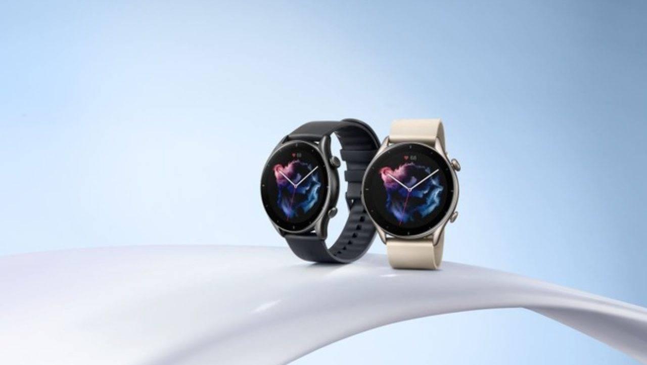 Amazfit vuole prendersi il mercato smartwatch e lancia i nuovi GTR 3 e GTS 3