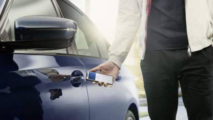 Addio chiave per l'auto! Da ora ci pensa il sistema Android